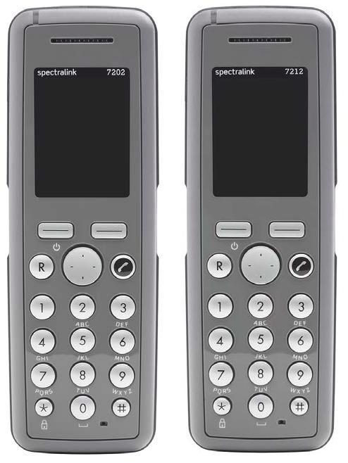 Spectralink 7202 и 7212
